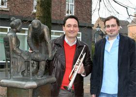 Dirk Wittfeld und Michael Naatz